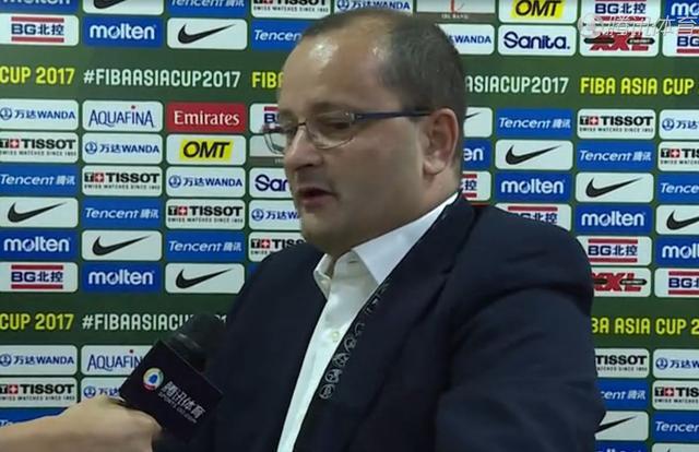 专访FIBA秘书长:中国要有世界杯夺冠的信心