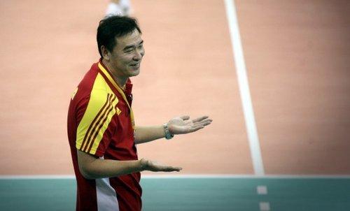 中国男排2-3遭伊朗逆转 亚洲杯屈居小组第二