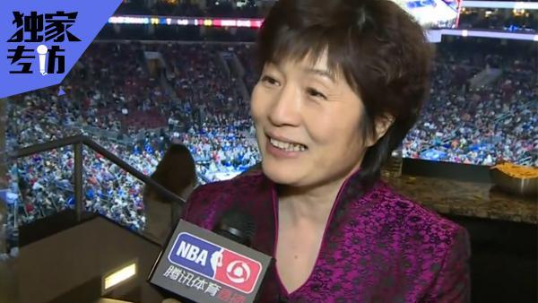 专访中国驻纽约总领事:NBA促进中美文化交流