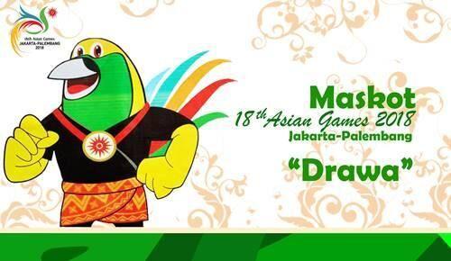 鸡鸟不分形象太丑 印尼亚运吉祥物将重新设计