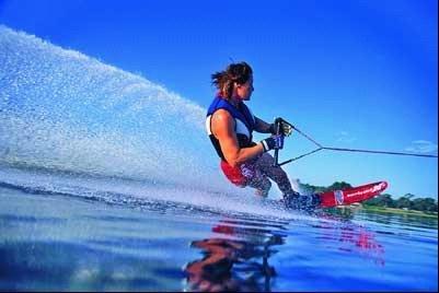 水上极速运动 深入了解滑水三大传统项目