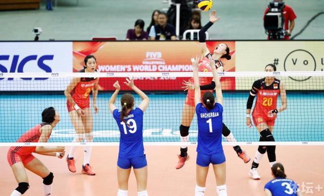 大冠军杯含金量足 这支中国女排追黄金一代?