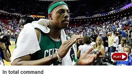 NBA官网:绿军欲要横扫魔术 霍华德仍不言败