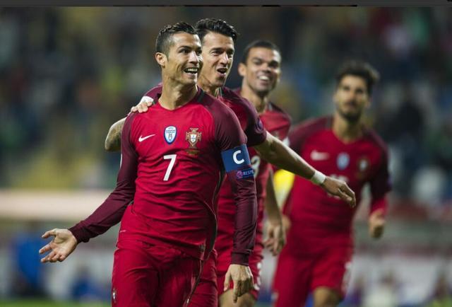 世预赛-葡萄牙6-0大胜 c罗大四喜新星处子球