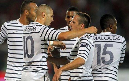 12战9胜3平! 法国队一年不败世界杯梦魇远去