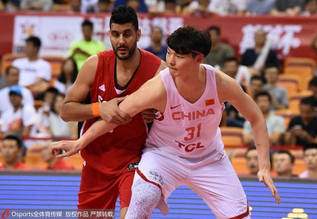 斯杯-五人上双男篮红队26分胜埃及 收获第3名