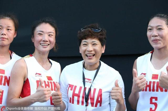 3X3世锦赛排名:美国全线失利 中国女队第10