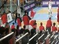 板凳席为男篮绝妙配合欢呼