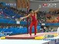 视频:体操单项决赛 张成龙单杠表现完美