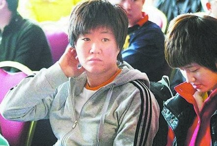 郭焱 这一次对我而言奥运会只是梦想,毕竟已经30岁了