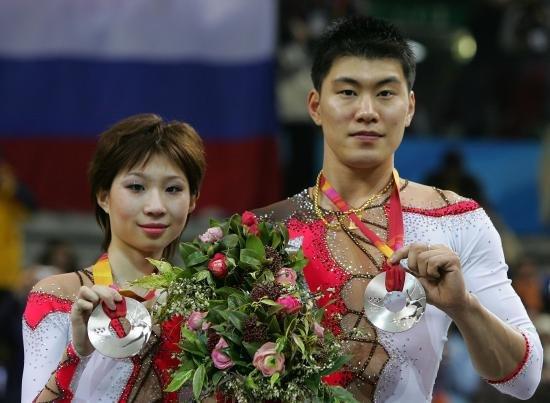 滑冰协会 张丹张昊年龄属实 误差是录入问题