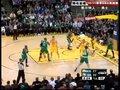 视频:凯尔特人vs勇士 皮尔斯跳投轰击篮筐