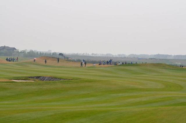 全国111个高尔夫球场被取缔 对顶风新建零容忍