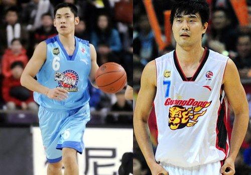 CBA常规赛MVP开始评选 王仕鹏张庆鹏入候选