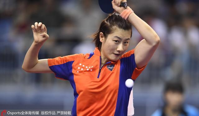 丁宁率北京强势杀进女四强  半决赛将对阵四川
