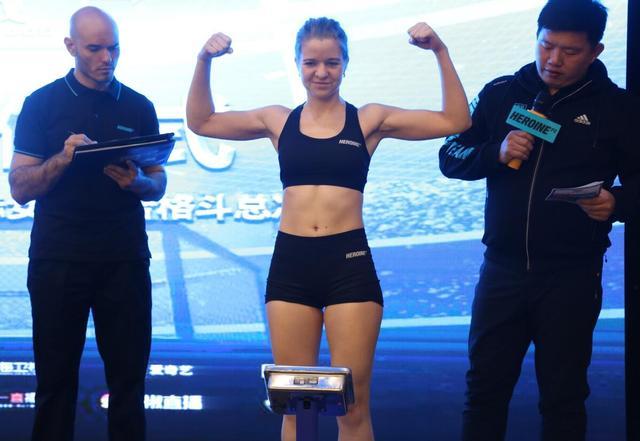木兰战纪女子MMA将打响 拳女郎八角笼展开激战