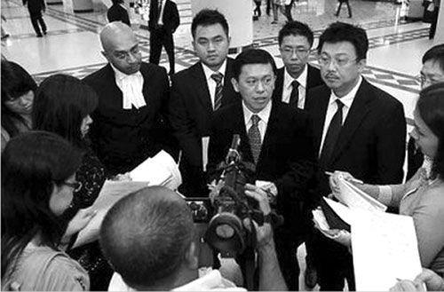 大马查封华人彩票引三人告政府 案件移交高院