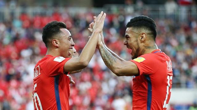 FIFA:葡萄牙难碾压智利 梅西的拦路虎C罗怕吗