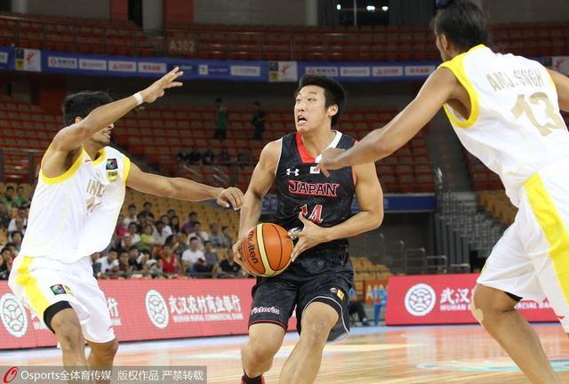 张本天杰入选日本男篮大名单 归化外援也在列