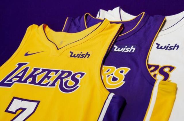 湖人热火达成球衣广告协议 NBA已有16队敲定