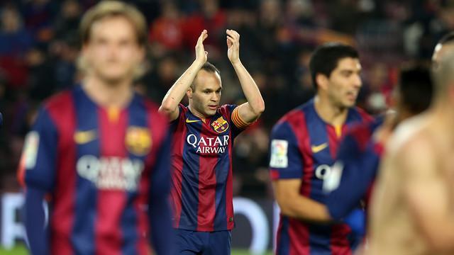 Barca win five factors
