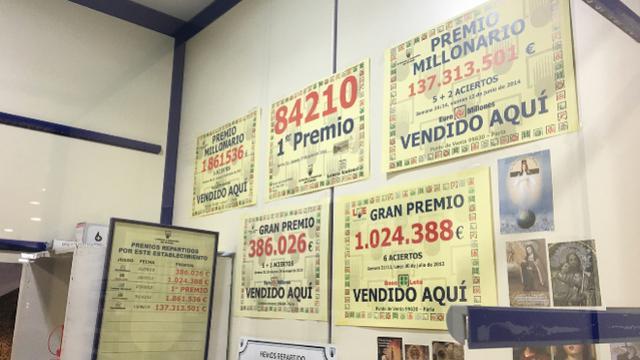 中国打工仔在西班牙中10亿彩票 和C罗成邻居
