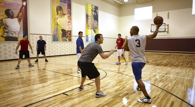 我的NBA游记(33):中美民间篮球现状对比