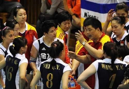 中国女排决赛PK泰国 誓夺亚洲杯拒绝噩梦重演