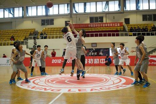 中国高中初中篮球课本选修联赛官网正式拉开高中帷幕历史pdf4上线图片