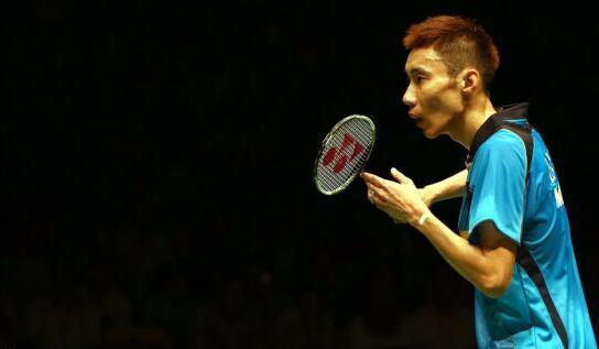 李宗伟为奥运取经高崚 称想在中国推广羽毛球