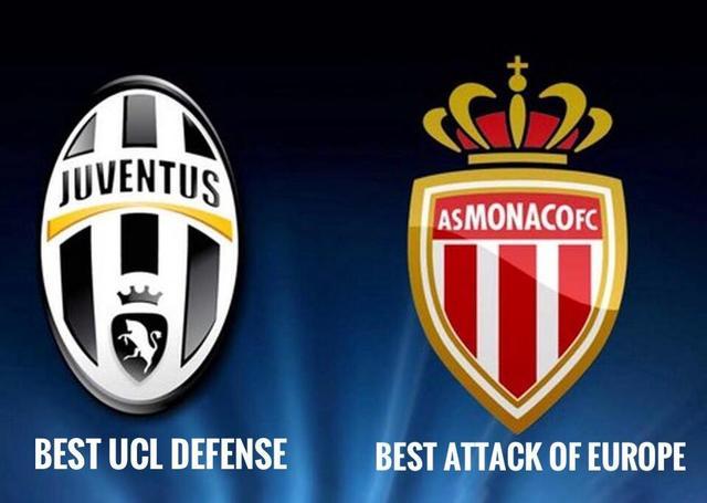 最强矛盾之战!淘汰赛进球最多vs欧冠丢球最少