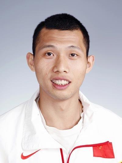 2011上海田径黄金大奖赛选手--刘孝生