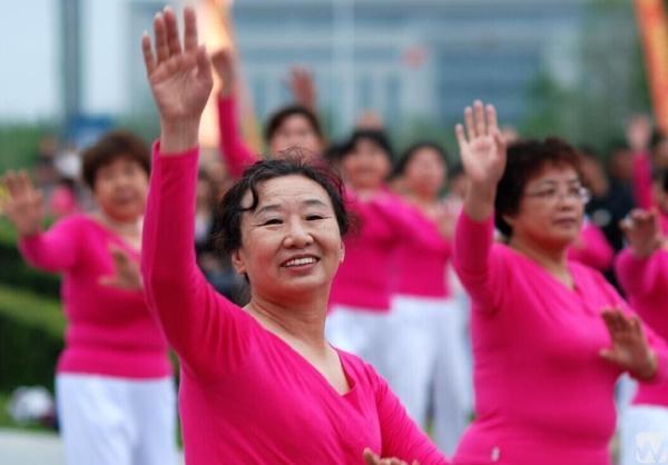 北京全民健身条例新规广场舞扰民或受治安处罚