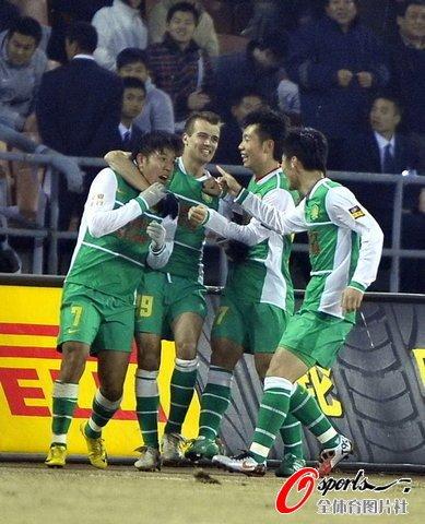 北京2-1大连保亚冠希望 王长庆发威大格绝杀