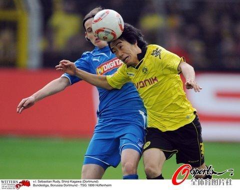 德甲-美因茨1-0重返榜首 多特蒙德七连胜终结