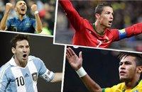 世界杯群星汇聚