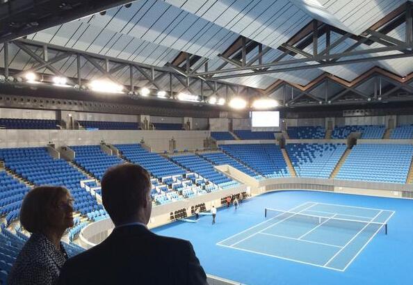 玛格丽特球场改建完工 澳网总奖金将上浮10%