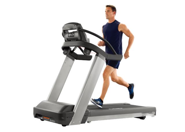 每天在跑步机上跑35分钟 这样坚持下去对人有多少好处