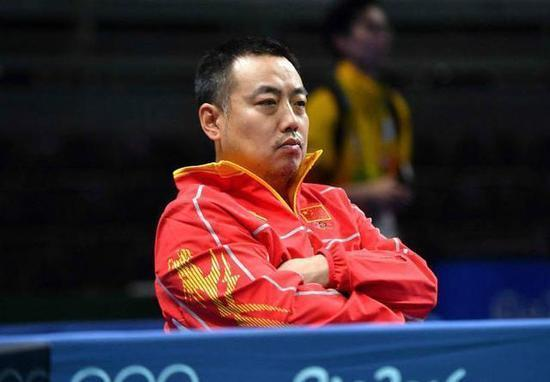 刘国梁:继科伤病恢复 新周期给年轻队员机会