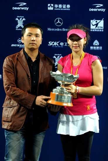 中国网球大奖赛完美落幕 德尔惠装备闪耀南京