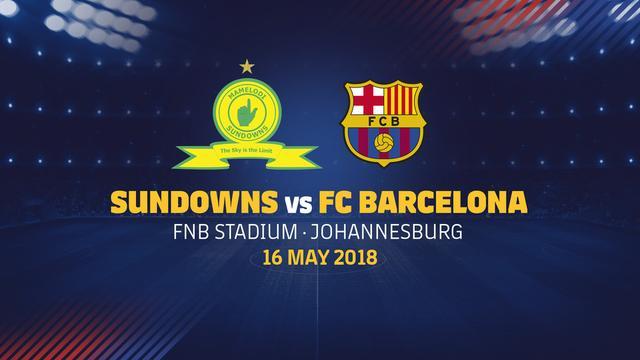 5月16日巴萨将赴南非踢曼德拉百年杯