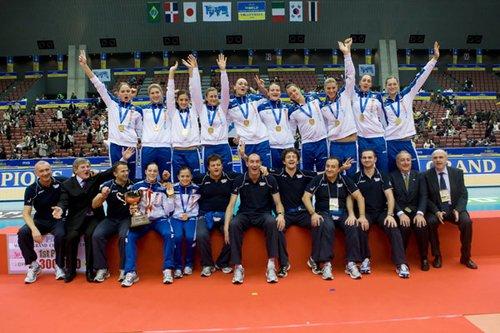 2010世界女排大奖赛意大利队完全名单