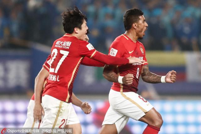 3-3!恒大凭客场进球压苏宁加冕 一年连夺3冠