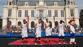 3X3欧洲杯预选赛法国站落幕 塞尔维亚再夺冠
