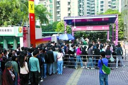 广州免费地铁日客流达780万 超上海世博纪录