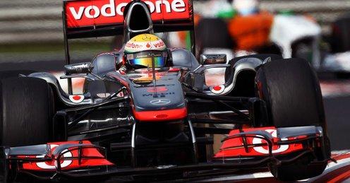 迈凯轮:继续提升排位赛表现 期待DRS更给力