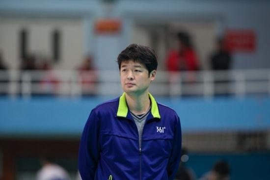 北汽男排主帅:输球因技不如人 不影响争冠心