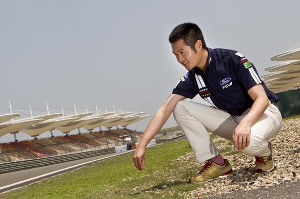 何晓乐专访:车队氛围好致霸业成 赛车很亲民
