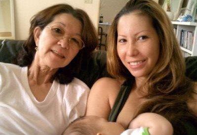 罗纳尔多的私生子阿莱克斯及孩子的母亲