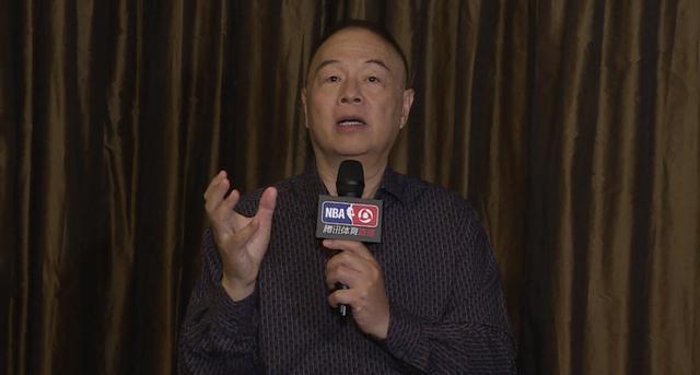 张卫平:名人赛彰显中国影响力 双星拿球大胆打